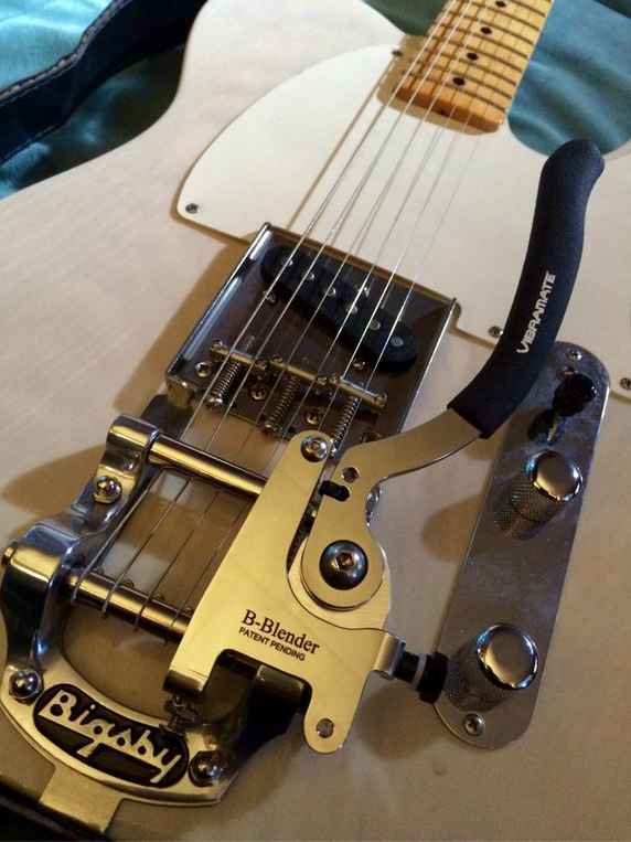 B Bender Guitar >> The Next Bend B Blender Turns Your Bigsby Vibrato Into A B Bender
