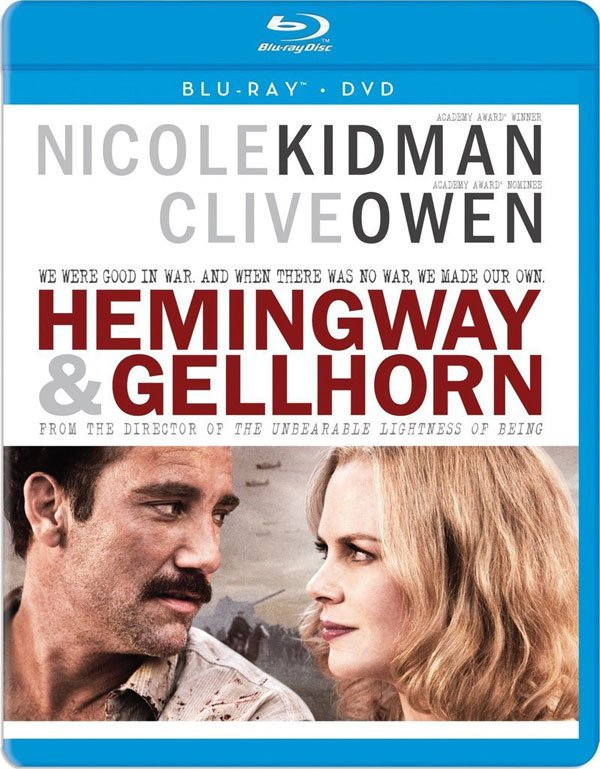 Hemingway Gellhorn Box Art