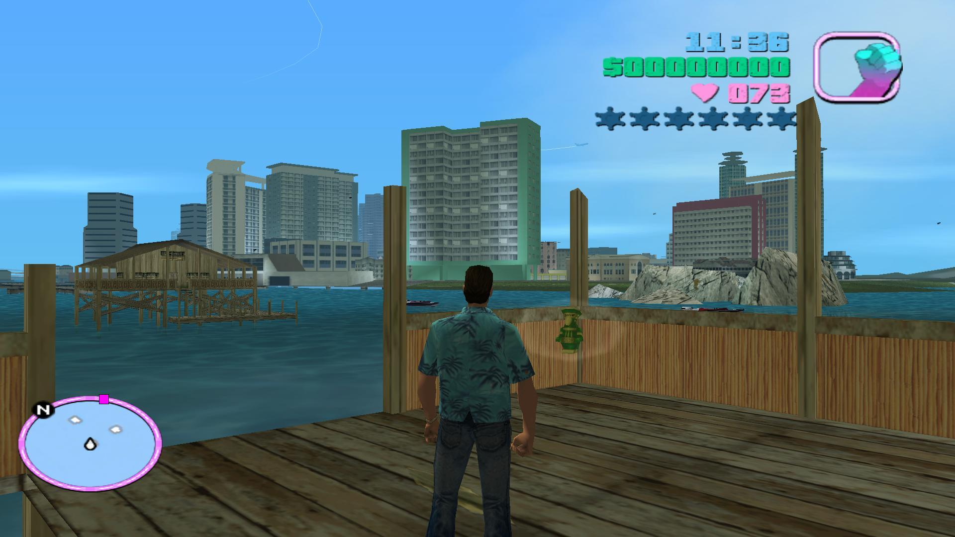 Grand Theft Auto: Vice City hidden package location guide