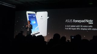 Asus announces Fonepad Note