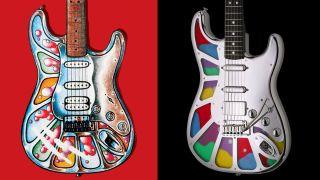 Fender Splatocaster