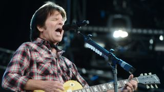 John Fogerty revisits his back catalogue and serves up a fresh winner with Wrote A Song For Everyone