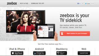 Zeebox and Network Ten