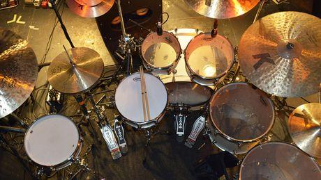 marco minnemann 39 s drum setup in pictures musicradar. Black Bedroom Furniture Sets. Home Design Ideas