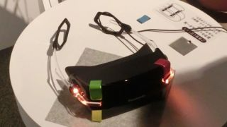 Panasonic VR headset