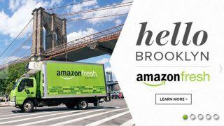 AmazonFresh New York