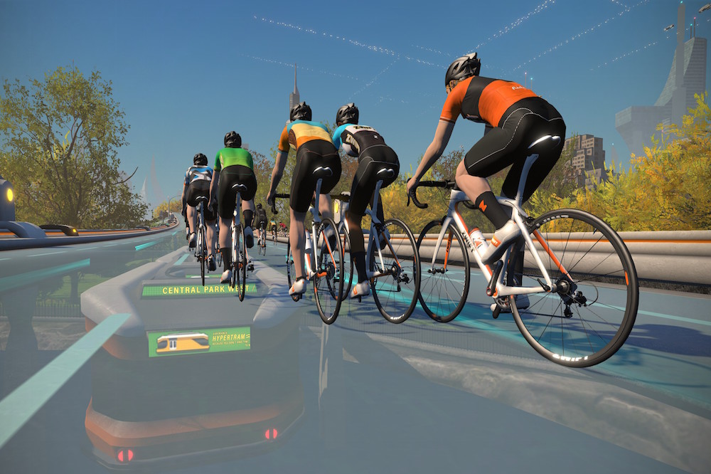 11 things you only know if you race on Zwift - Cycling Weekly