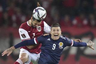 Austria Scotland WCup 2022 Soccer