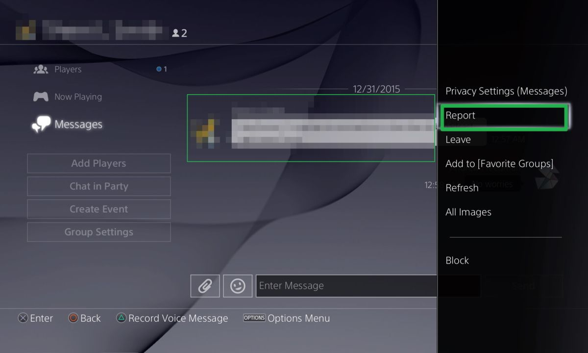 How to Report Bullying and Abuse on PlayStation Network | Tom's Guide