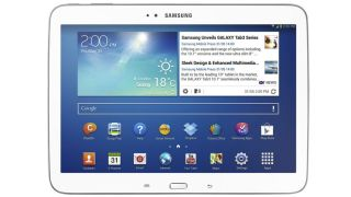 Samsung Tab 3 10.1 specs and release date