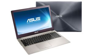Asus shows off slim super-powered Zenbook U500VZ