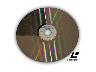 The Laserdisc - not just an overgrown CD