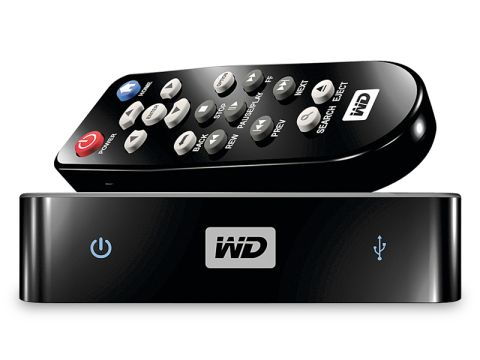 Western Digital WD TV Mini