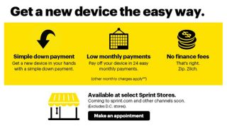 Sprint Easy Pay