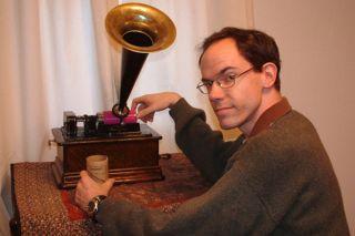oldest audio recording, audio media history