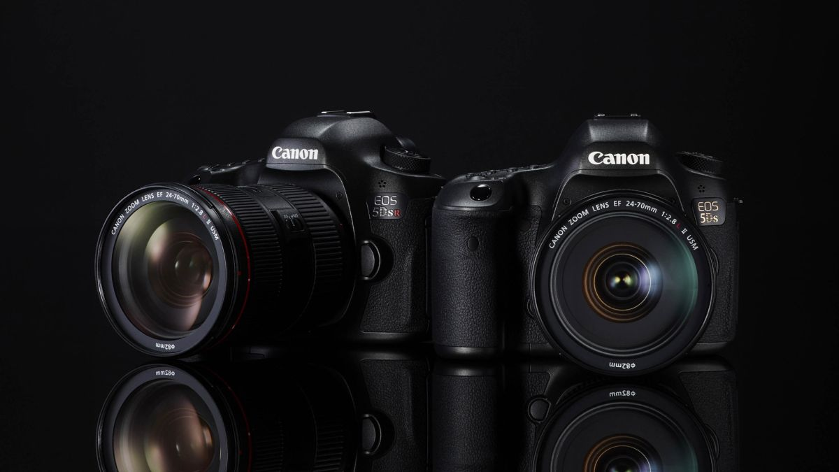 Canon halts production of EOS 5DS and 5DS R, according to new report