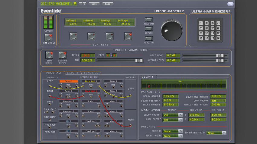 How to recreate classic Lexicon and Eventide effects in your
