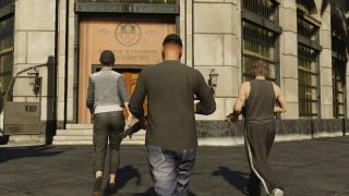 GTA Online goes live