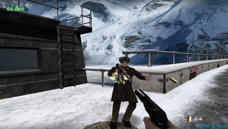 Watch this: The Goldeneye 007 HD remake we should have all