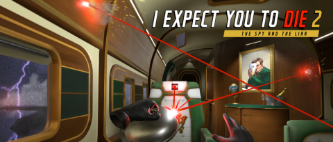 I Expect You to Die 2 preview