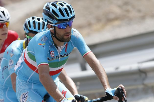 16 February 2016 7th Tour of Oman Stage 01 : Oman Exhibition Center - Al Bustan NIBALI Vincenzo (ITA) Astana JUNGELS Bob (LUX) Etixx - Quickstep Photo : Yuzuru SUNADA