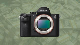 Save £400 on Sony A7 II with Canon EF lens adaptor –just £798! (UK deal)
