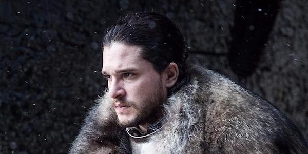 Jon Snow in Castle Black