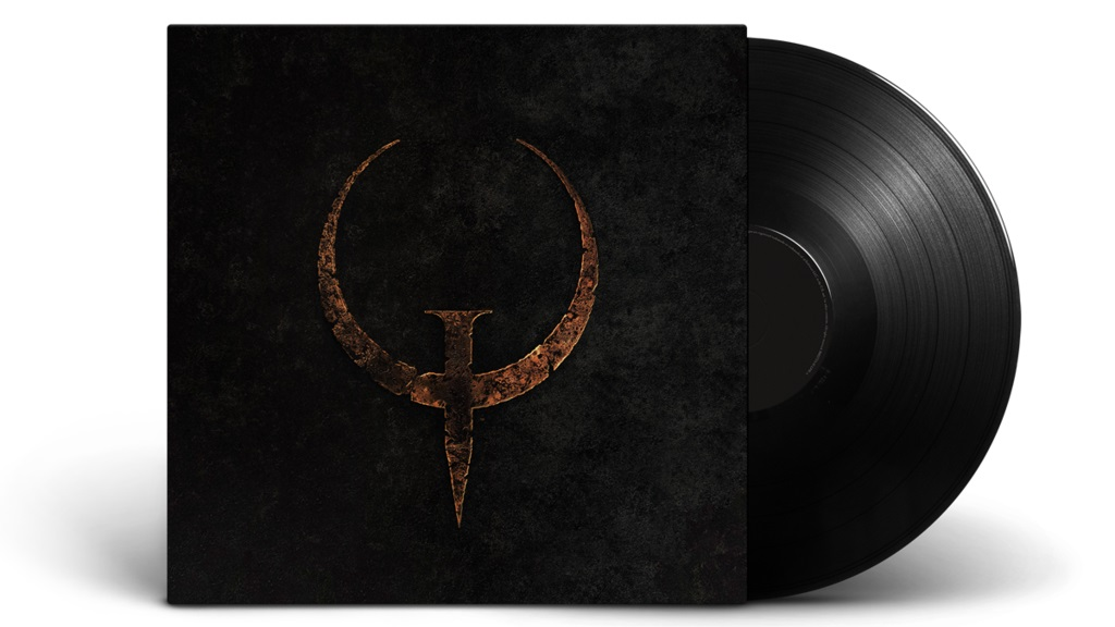 Nine Inch Nails' Quake soundtrack gets a vinyl release after twenty-four years