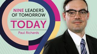 Paul Richards SCN: The Nine 2021