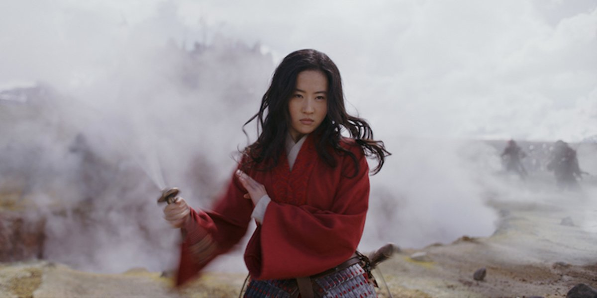 One Mulan Star Was So Quick With A Sword They Had To Shoot Him In Slow Motion