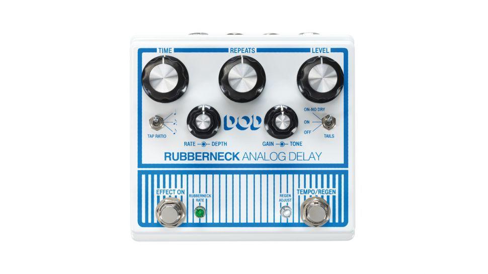 sweetwater announces digitech dod rubberneck analog delay pedal deal guitarworld. Black Bedroom Furniture Sets. Home Design Ideas