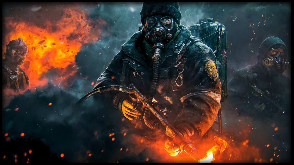 Tom clancy 39 s the division review gamesradar - Best anime wallpaper 2016 ...