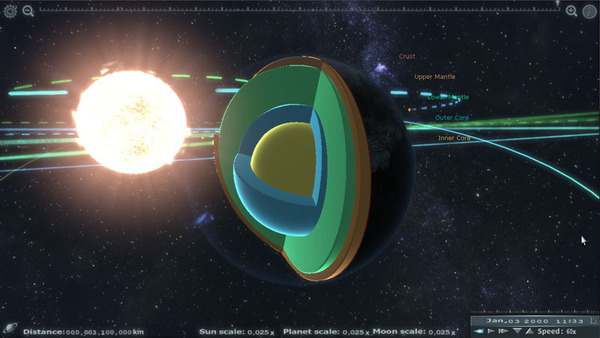 Explore The Solar System With Unreal Engine App #21706