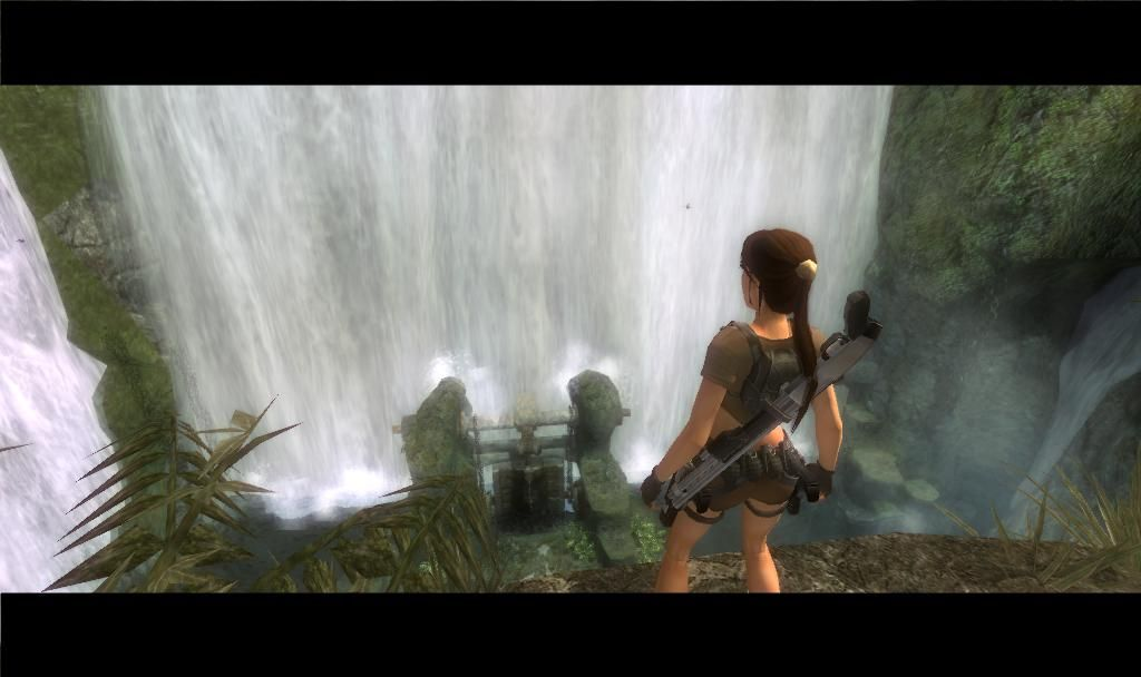 tomb raider legend ds review