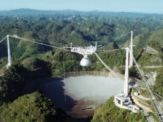 Radio telescope