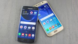 Samsung Galaxy S7 vs Galaxy S6 comparison