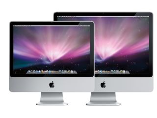 Any new iMacs are likely to look the same as the existing models.