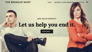 Breakup shop