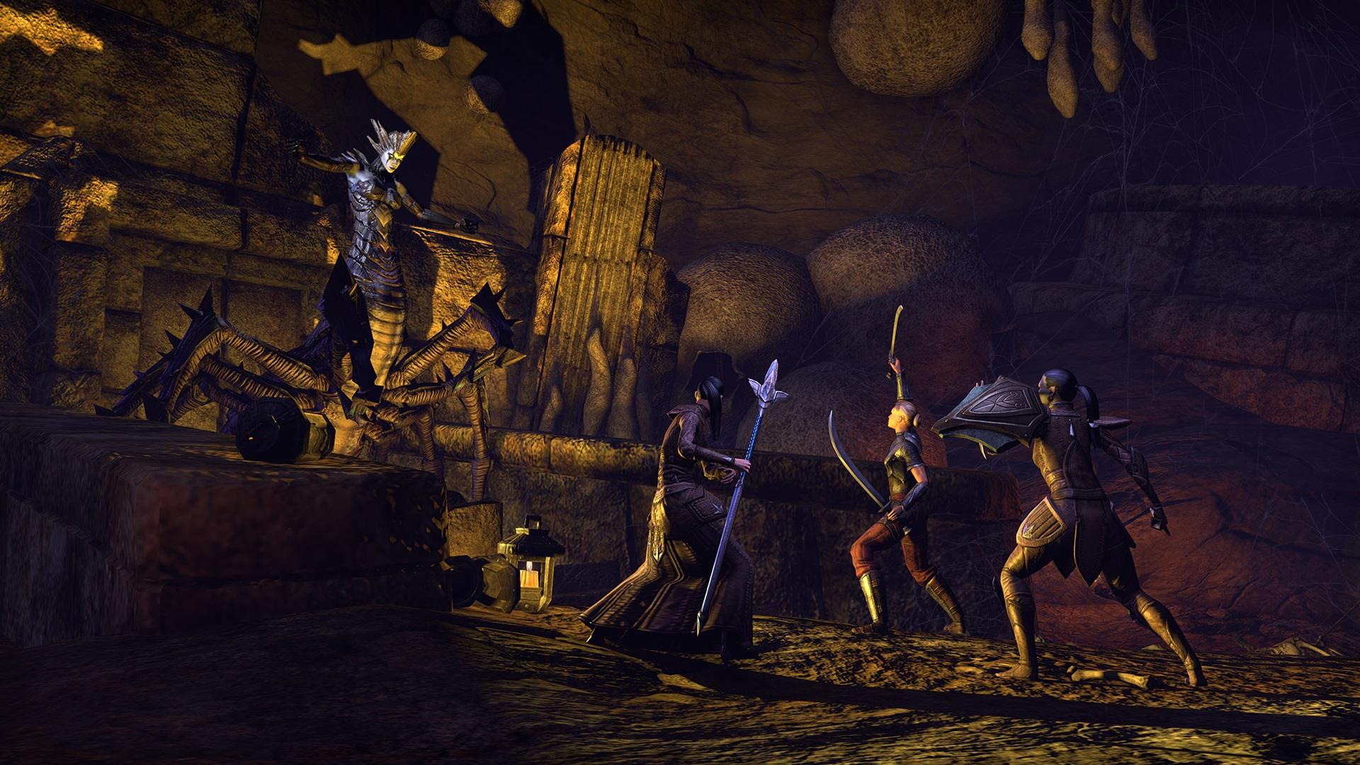 The Elder Scrolls Online Devs Explain Future Updates Includes