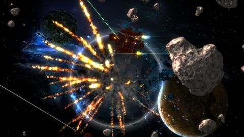 Gratuitous space battles 1
