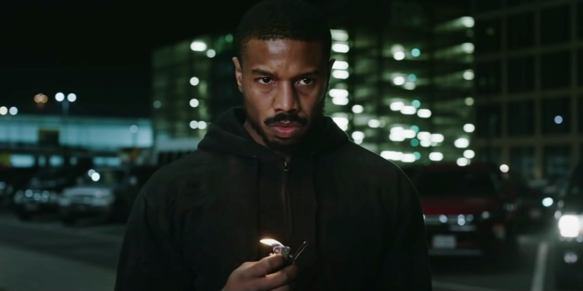 Michael B. Jordan in Tom Clancy's Without Remorse