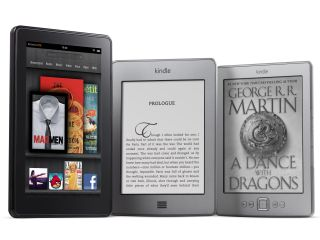 Kindle owns Amazon top 10 list