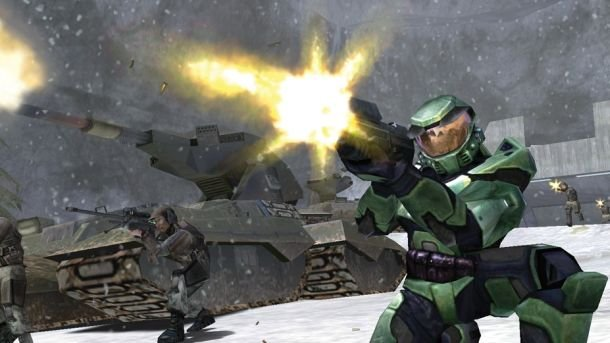 Halo: Combat Evolved patch will save multiplayer after Gamespy shutdown