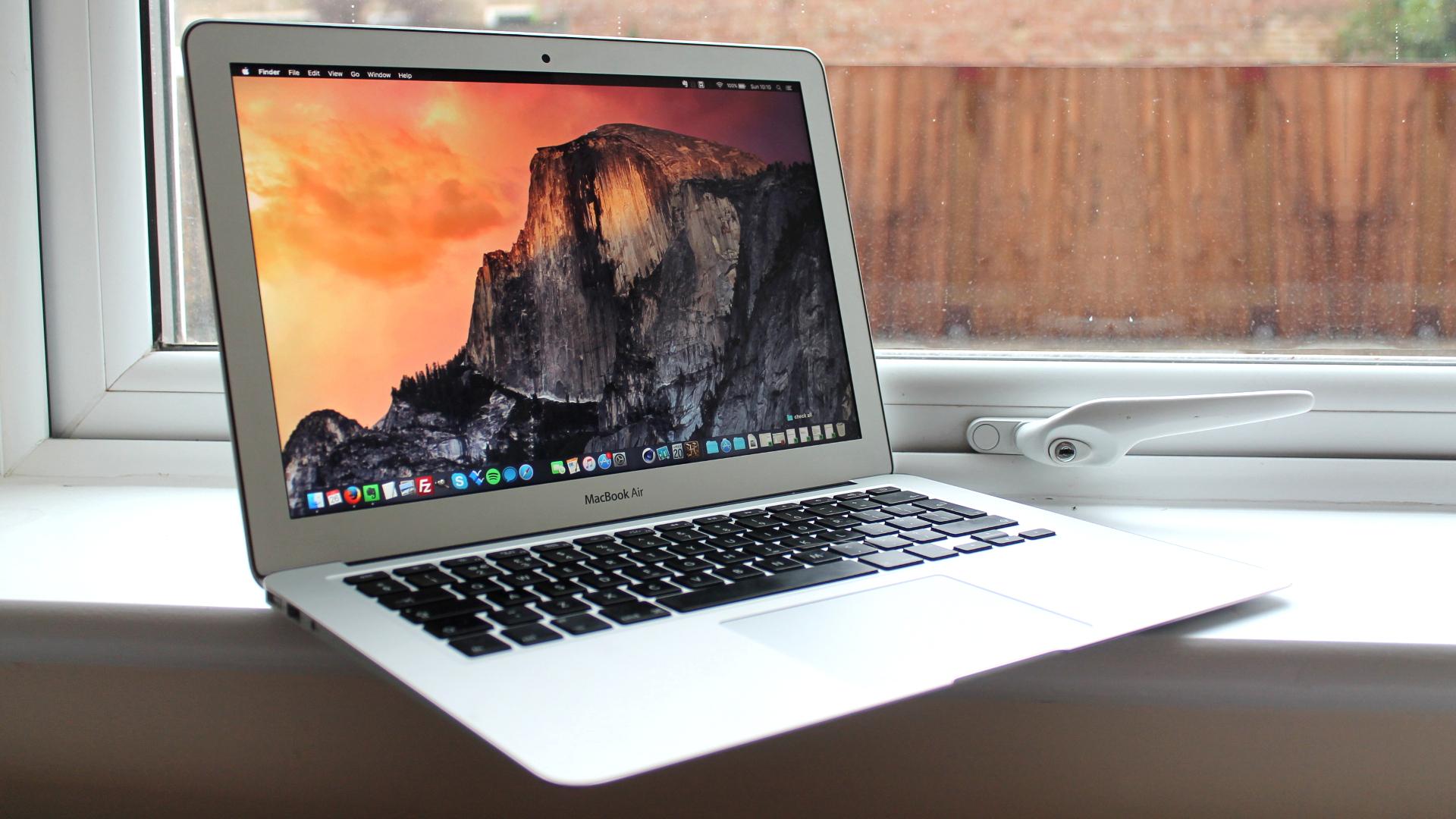 13-inch MacBook Air - Best Mac 2016