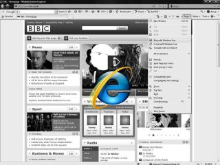 Microsoft: IE8 all this bad publicity