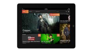 Foxtel Go iPad app