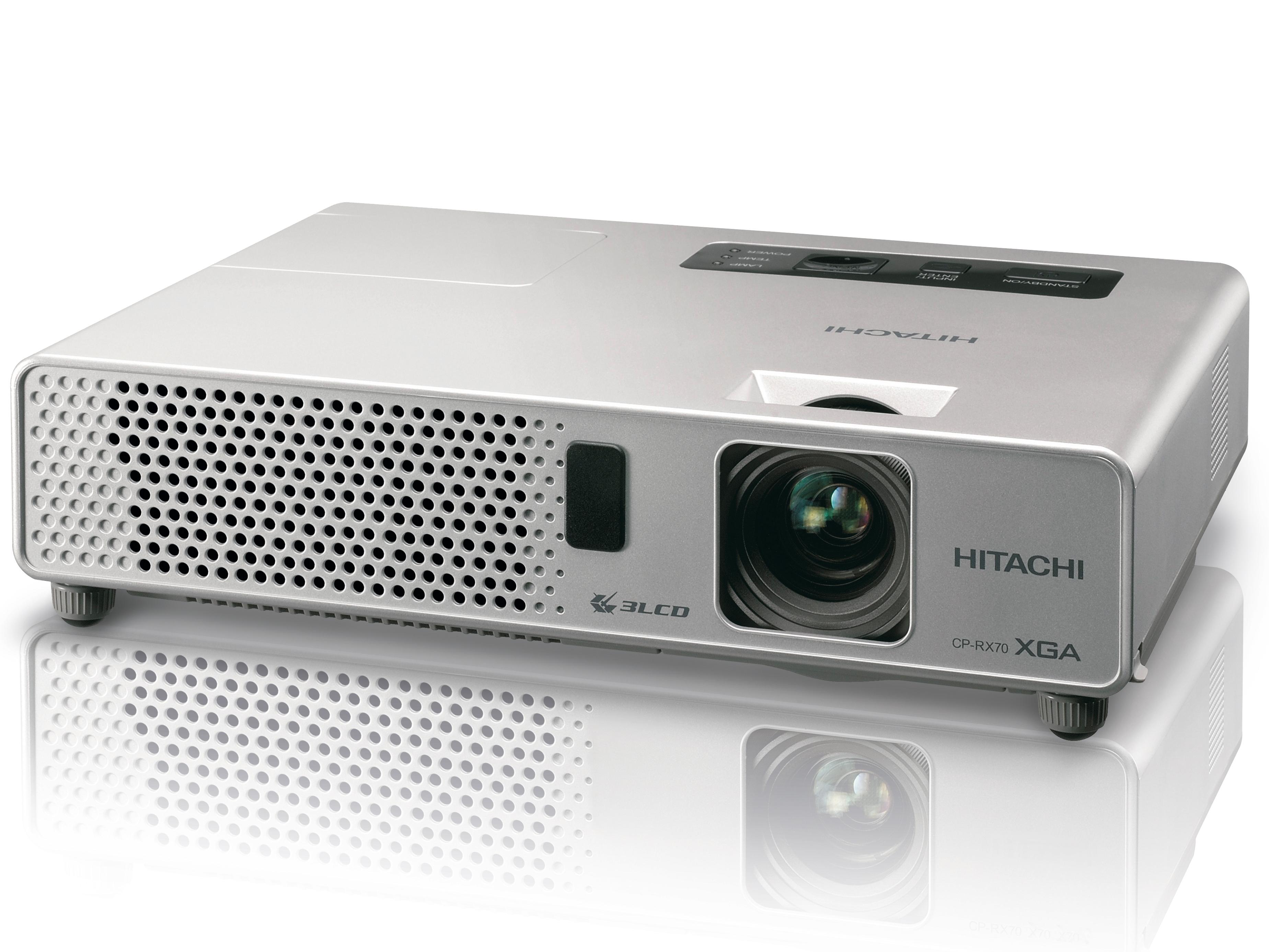 Hitachi Projectors Projector Cp Ex302 3697x2773