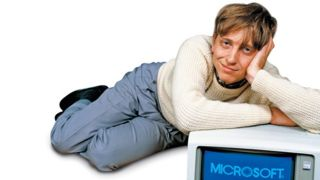 Ctrl alt delete was a huge mistake says Bill Gates