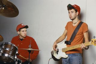 The Beastie Boys late great Adam Yauch was a dab hand on the bass
