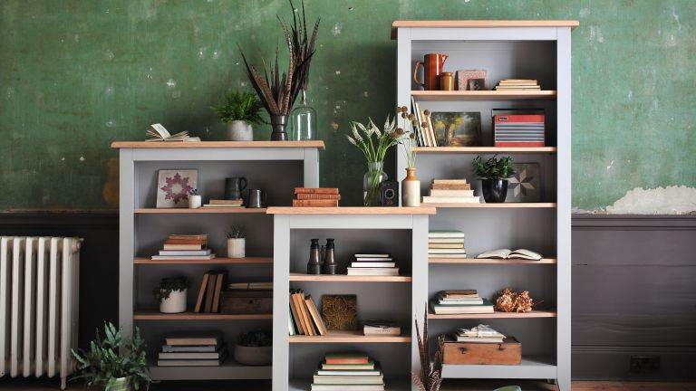 By Anna Cottrell May 28 2018. Looking for clever storage ideas for your books? & 17 brilliant book storage ideas | Real Homes